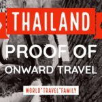 Proof of Onward Travel for Thailand. Do You Need It?