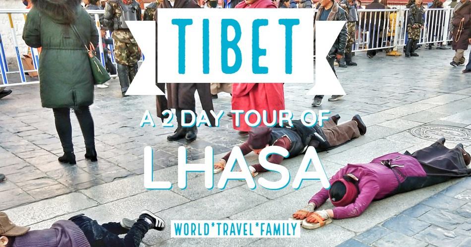 Tibet Tour 2 Days in Lhasa