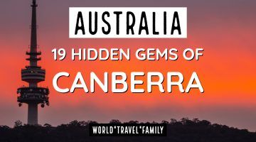 canberra experiences places to see in canberra