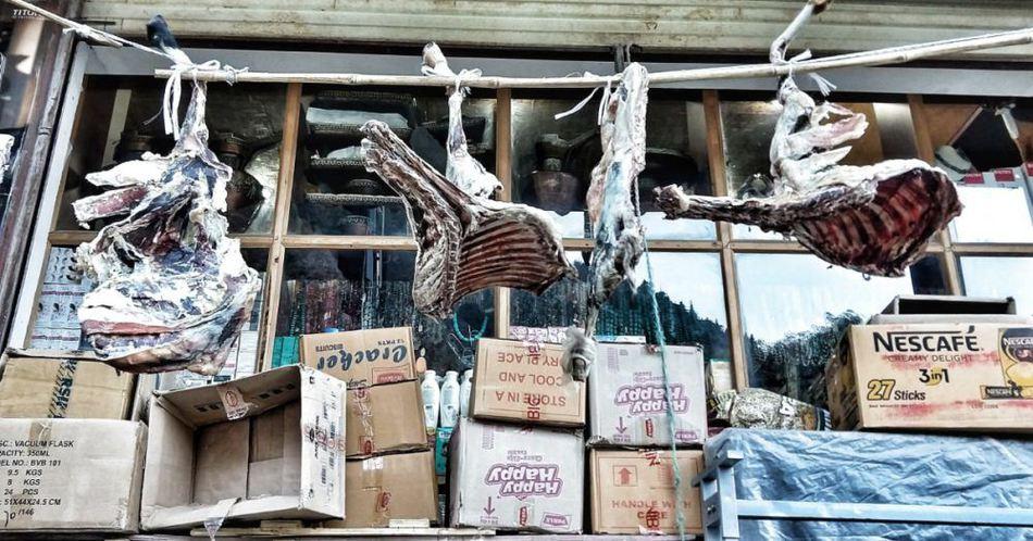 meat in Tibet