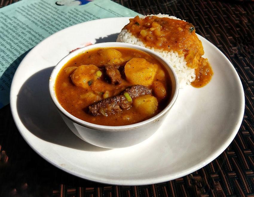 tibetan yak stew
