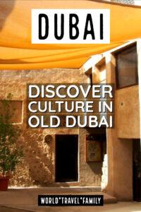 Find Culture on a Cultural Tour of Old Dubai