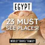 23 Incredible Places to Visit in Egypt