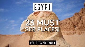 Egypt best places