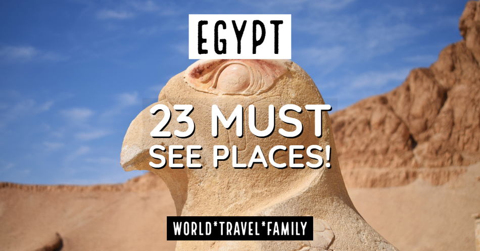 Egypt best places