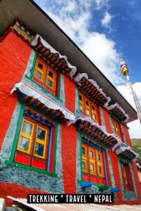 Namche Monastery Nepal