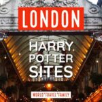 Harry Potter Sites in London on a Brit Movie Tour