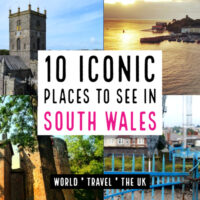 Places to Visit in South Wales