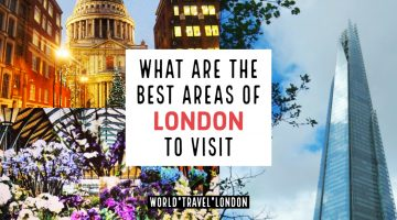 Best areas to see in London