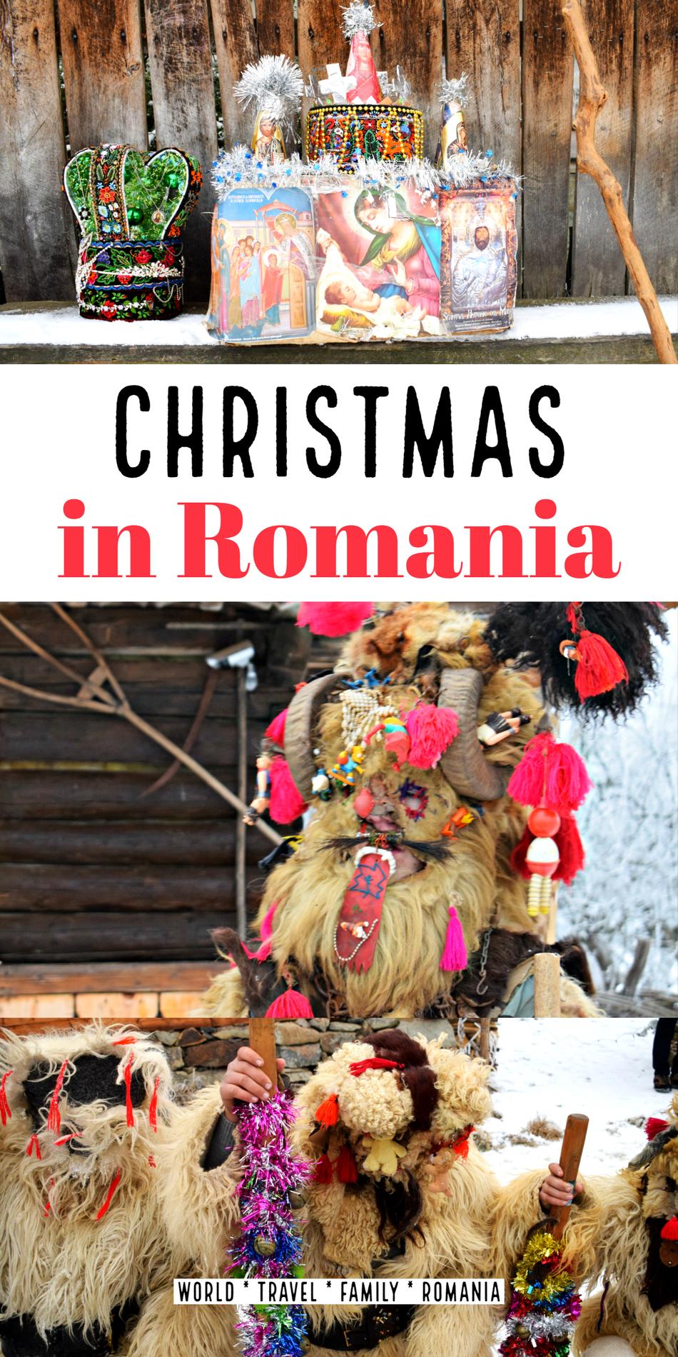 罗马尼亚的圣诞节