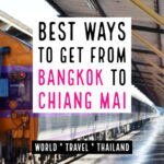 Bangkok to Chiang Mai. Train, Bus, Fly?