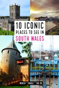 Iconic places to see in South Wales