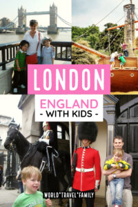 London England With Kids