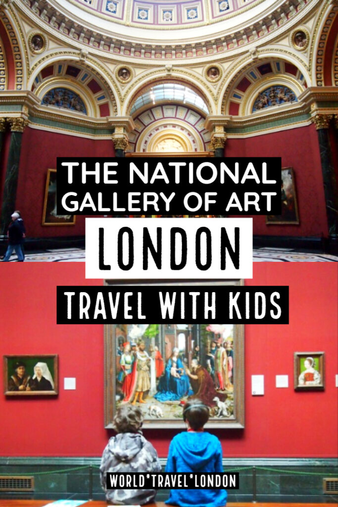 National Gallery of Art London Travel With Kids