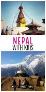 Nepal With Kids Blog