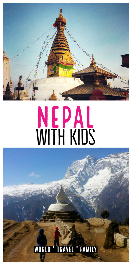 Nepal With Kids Blog