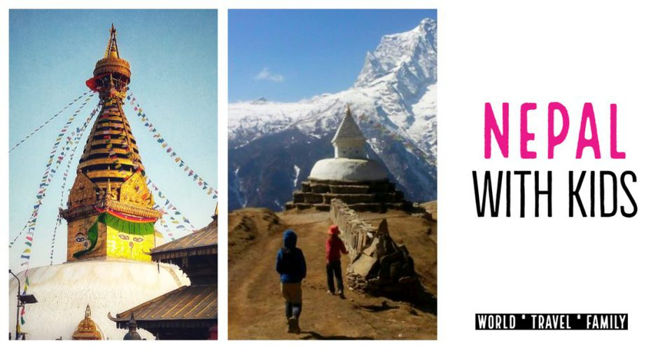 Nepal With Kids Tips