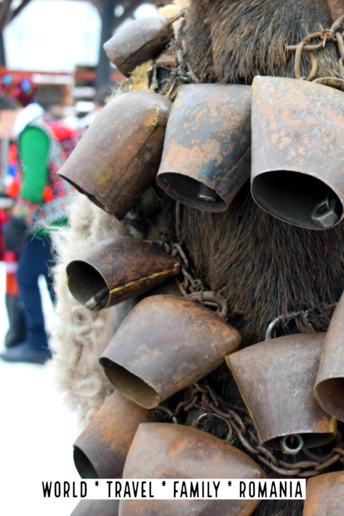 Romanian Christmas Tradition Bells