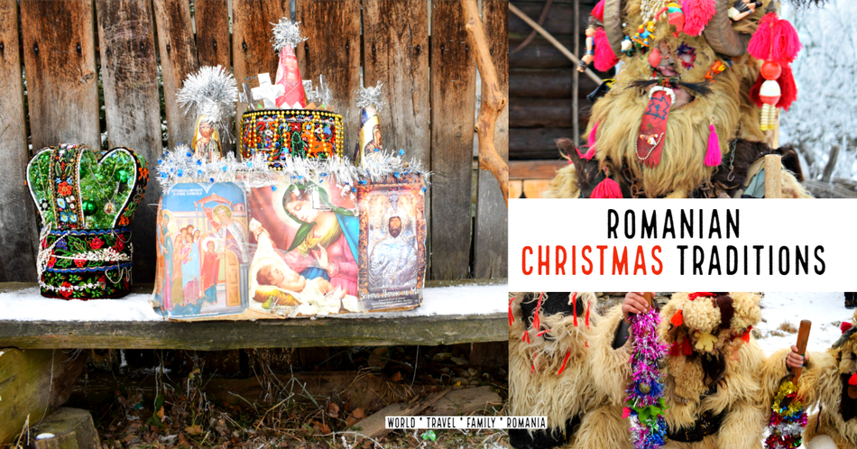 Romanian Christmas Traditions