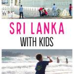 Sri Lanka with kids