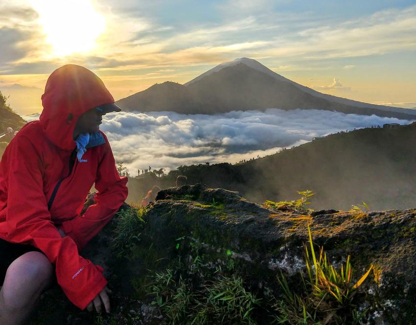 Bali Volcano Hike Dawn With Kids