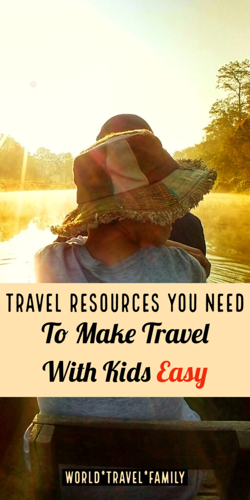 Best Travel Resources Fror Travel With Kids
