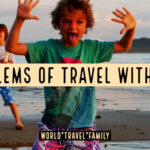 Problems of travel with kids