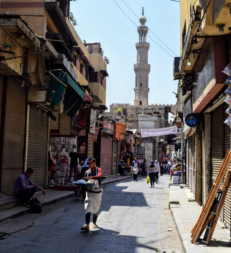 Bab Zuweila Islamic Cairo. What to Do in Cairo