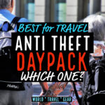 Anti Theft Daypack