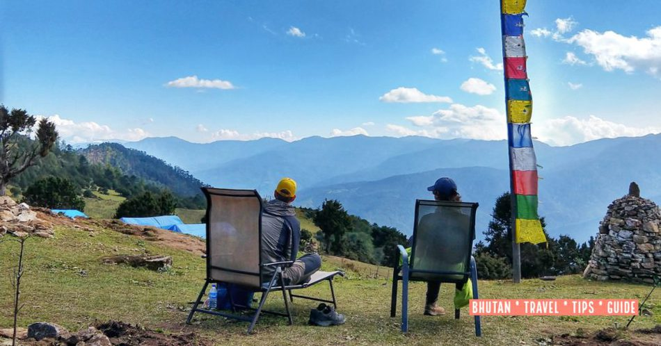 Is visiting Bhutan worth it? Hiking in Bhutan is great, the camp at Bumdruk
