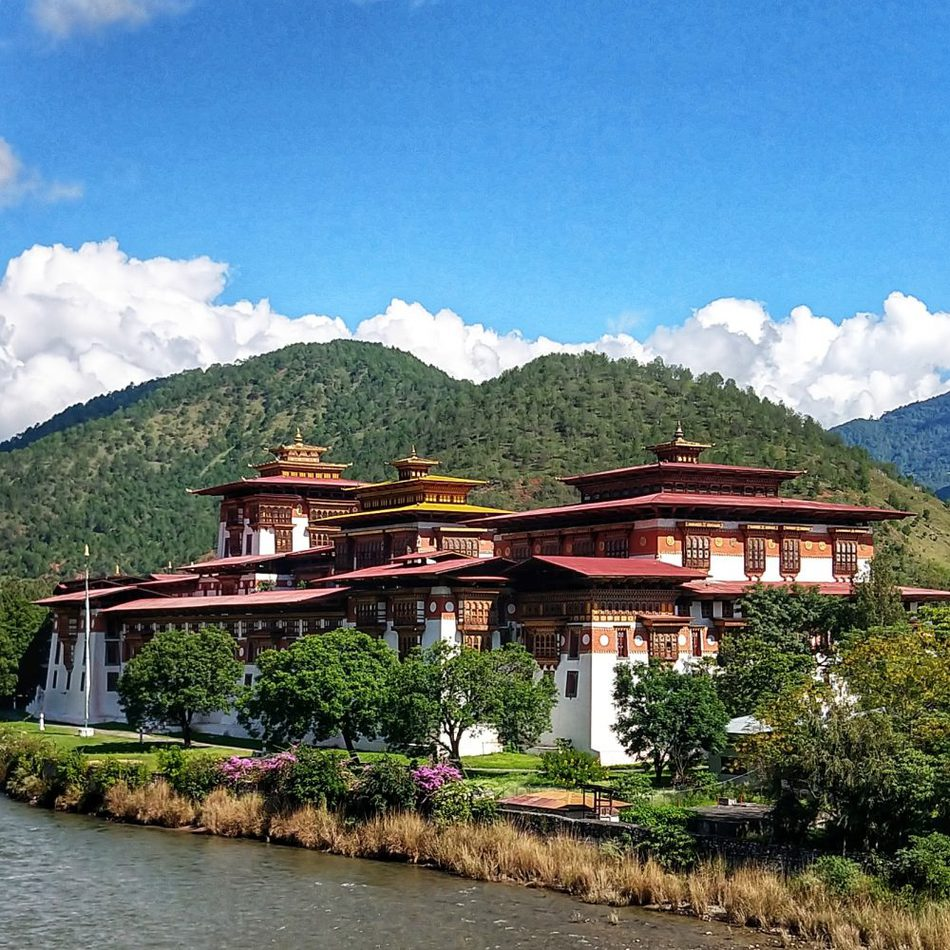 One of the highlights of Bhutan Punakh Dzong - Is it Worth Visiting Bhutan