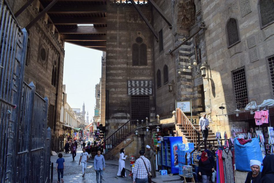What to do in Cairo The Old Bazaar in Cairo Khan el-Khalili Souk