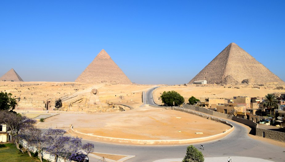 What to do in Cairo travel blog the pyramids and sphinx