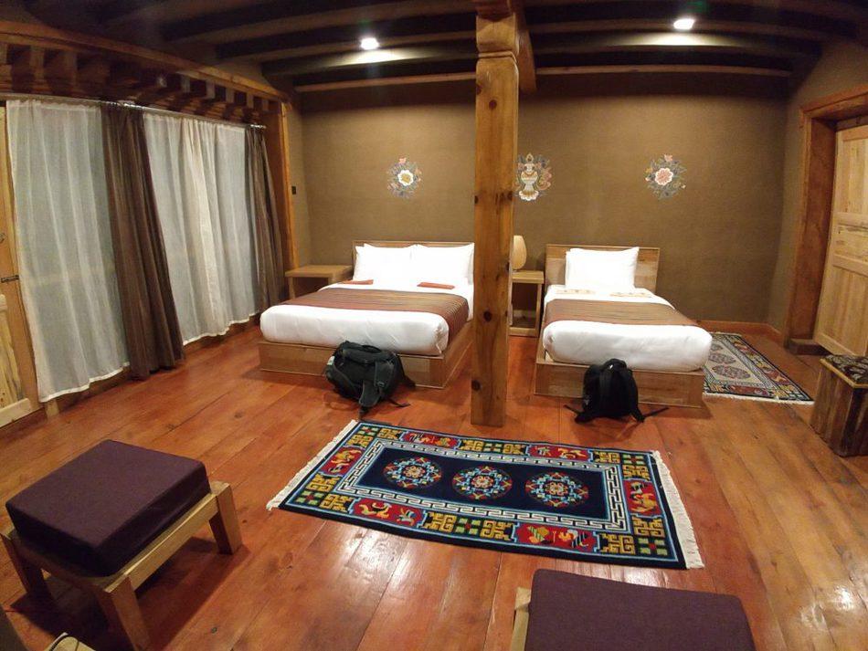 hotels in Bhutan a hotel room is it wotrth visiting Bhutan?