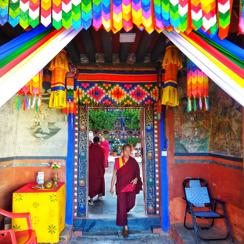 Kyichu Lhakhang oldest monastery in paro bhutan is it worth visiting bhutan monks bhutanese
