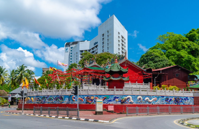 Chinese Temple Kuching