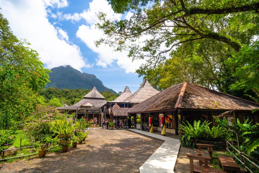 Sarawak Cultural Park