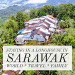 Staying in an Iban Longhouse in Sarawak