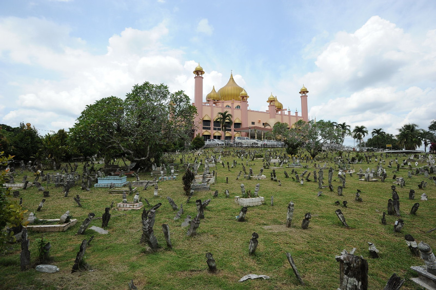 The Kuching Mosque
