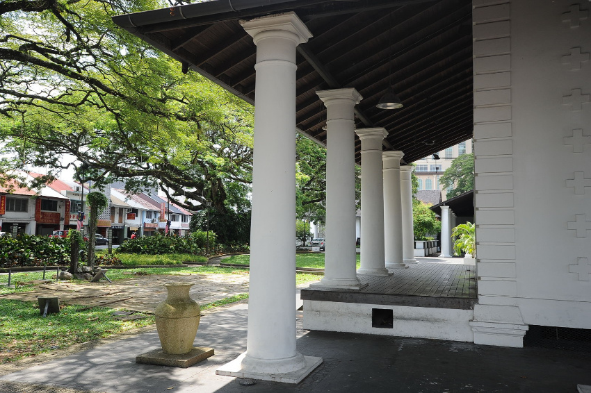 The Old Court House Kuching