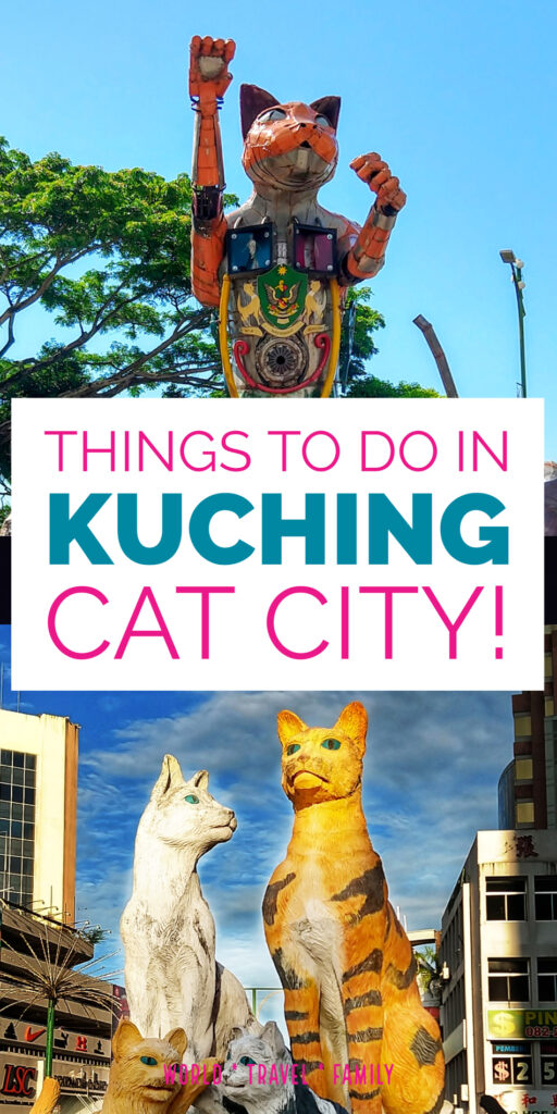 Things to Do in Kuching Cat City Pinterest Cat Statues