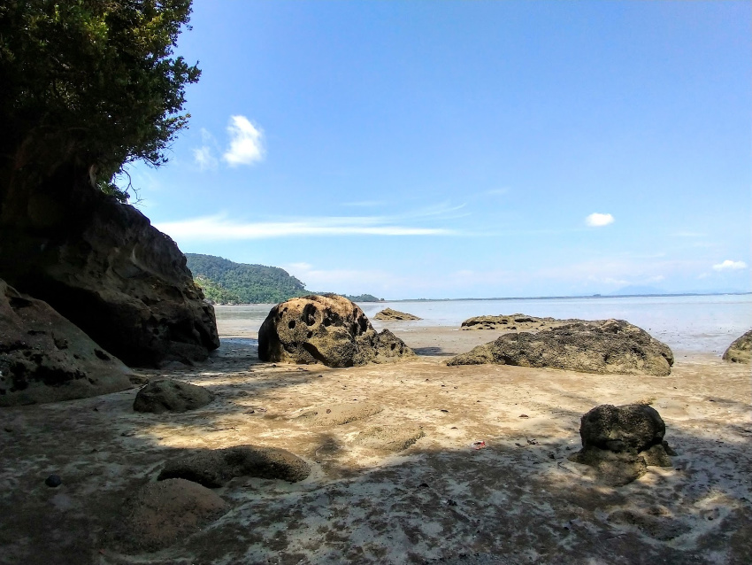 Beach Bako National Park Kuching Things to do in Kuching Visit Bako National Park