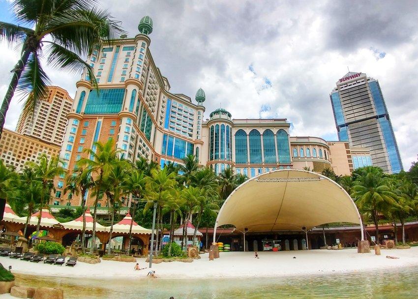 Luxury Hotels For Families Kuala Lumpur Sunway Lagoon