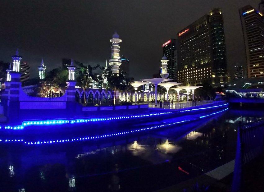 Masjid Jamek River of life