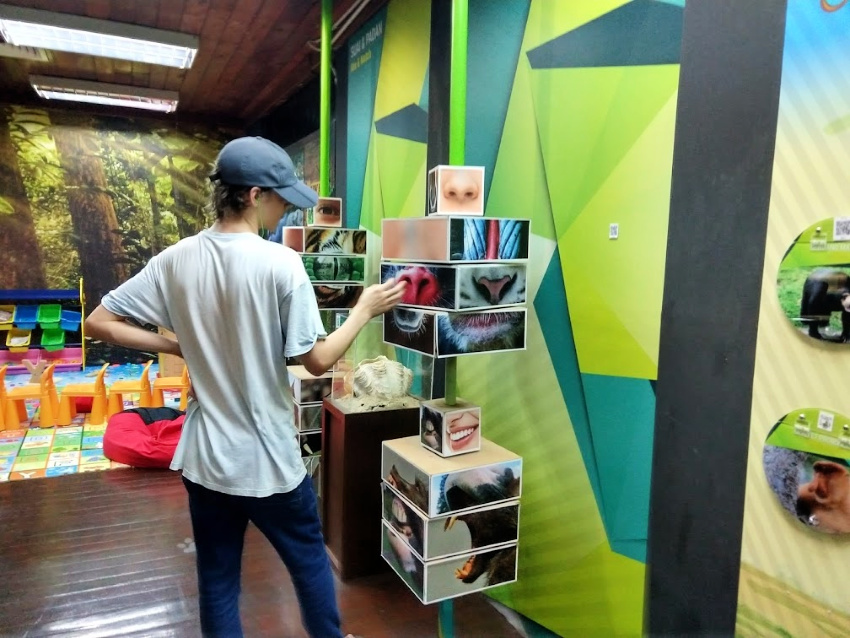 Teen at Museum at Forest Eco Park Kuala Lumpur For Kids