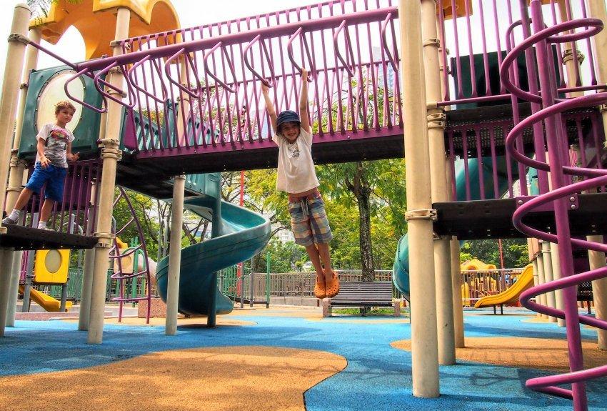 Playgrounds Kuala Lumpur With Kids