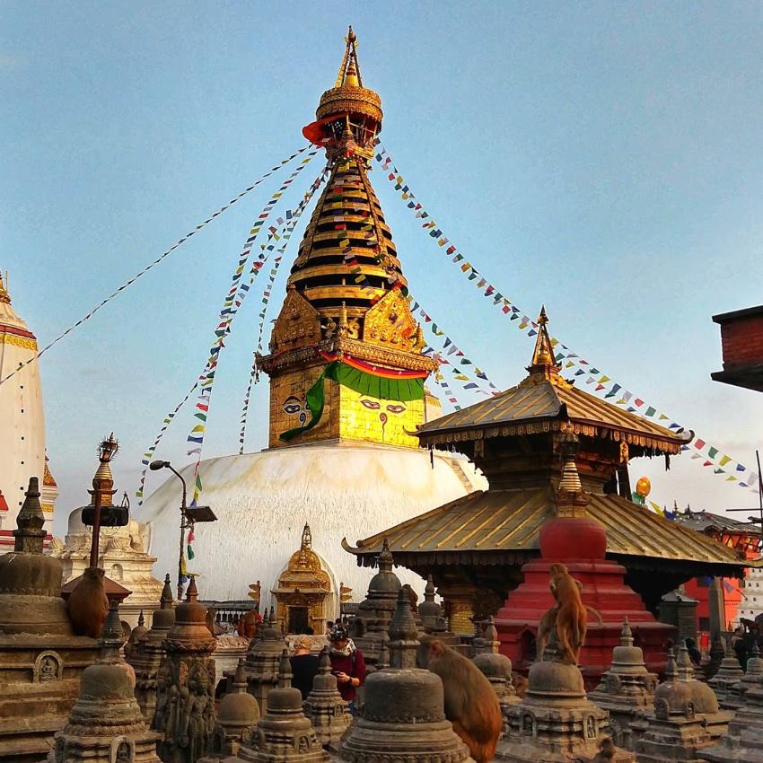 Swayambhunath Kathmandu Guide