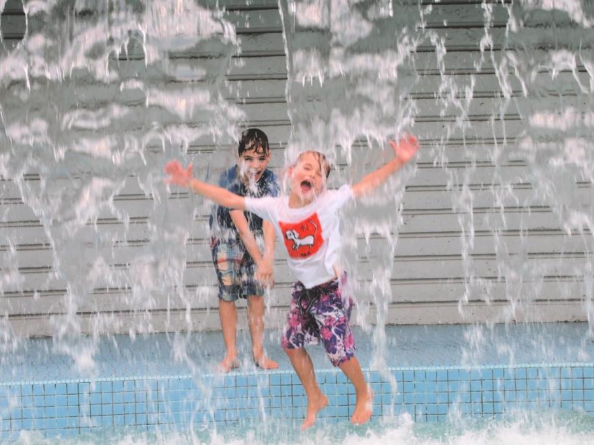 Kids Water Play Kuala Lumpur KLCC