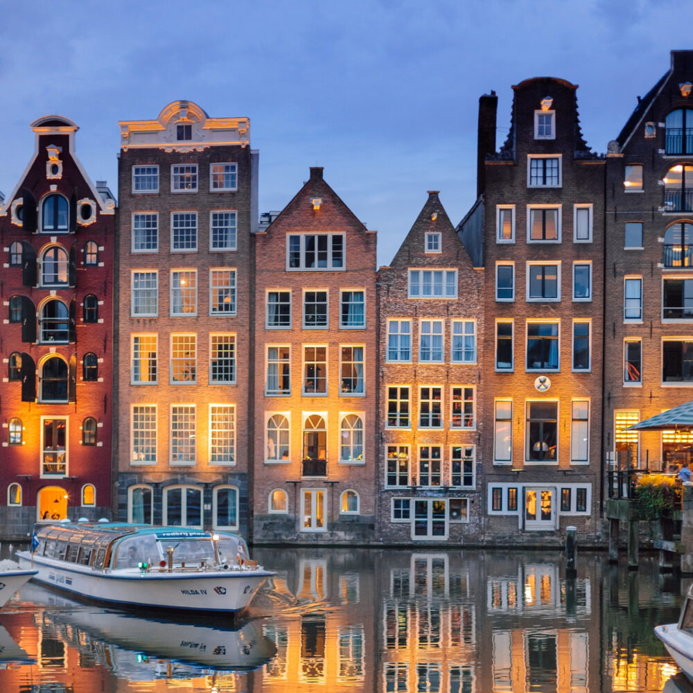 best places to visit in europe cities amsterdam