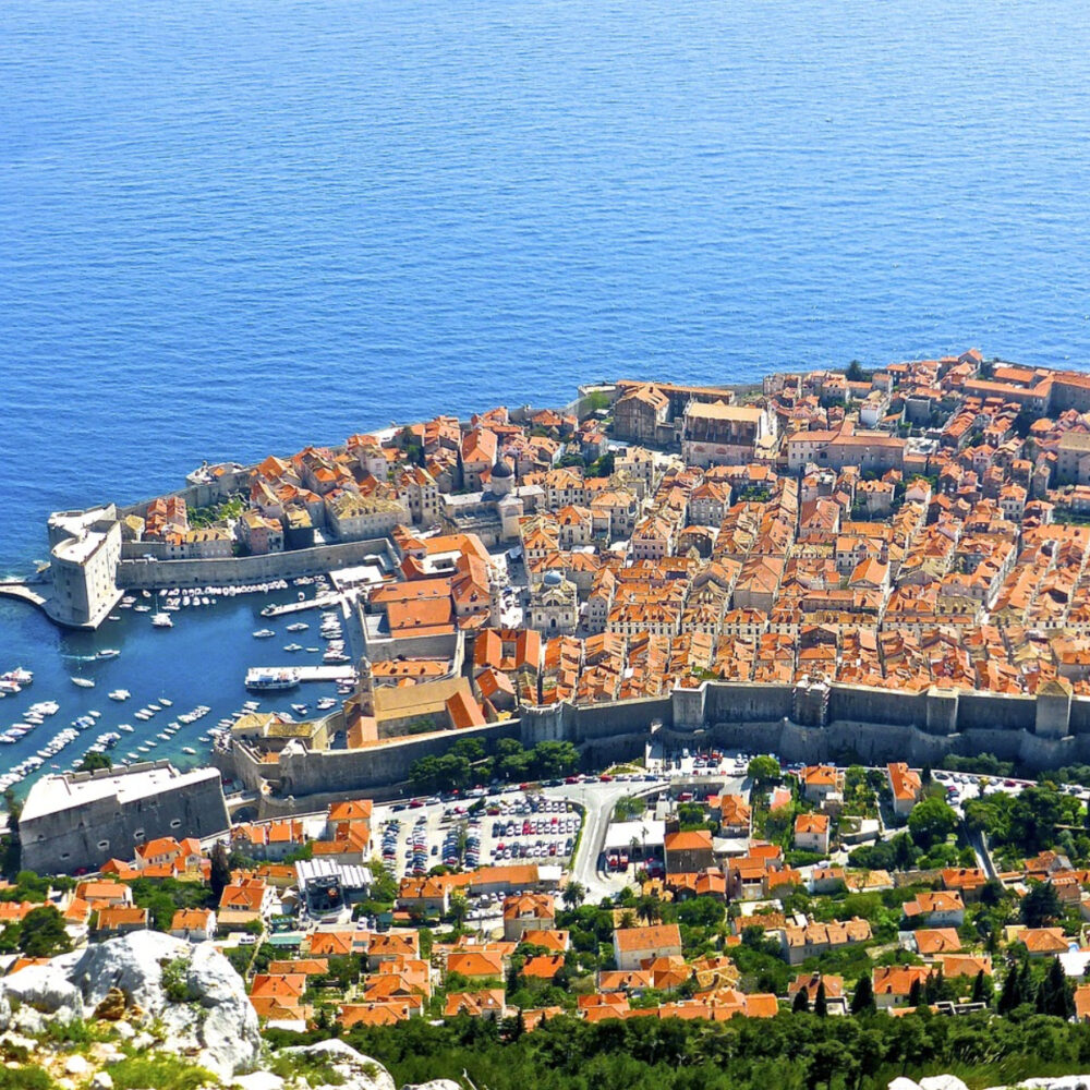 best places to visit in europe dubrovnik harbour croatia